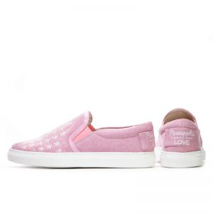 Little Dancing with Stars embroidered Slip-on Sneaker (2)