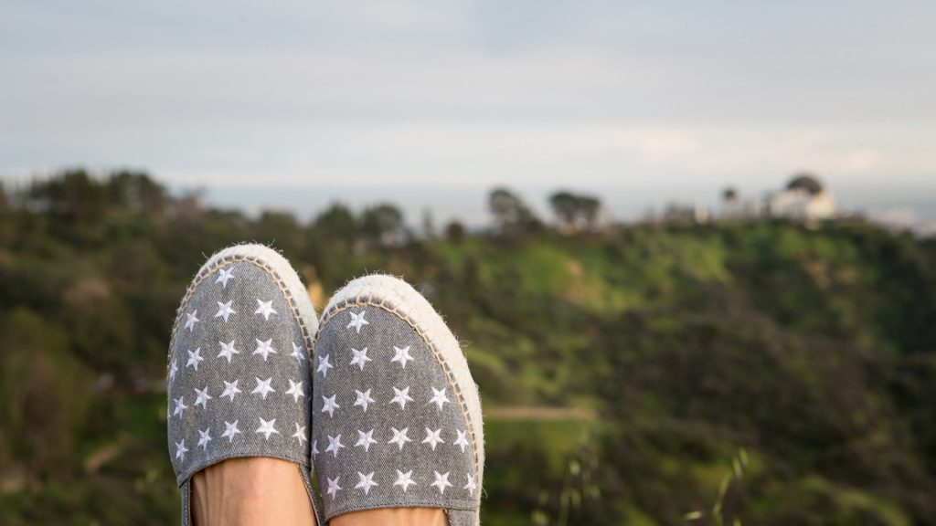 stars espadrilles made in spain
